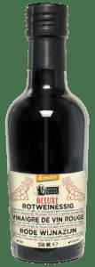 Le vinaigre de vin rouge De Luxe d'Amanprana