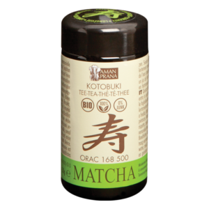 Kotobuki Matcha thee Amanprana