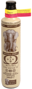 Okinawa omega olie Happy Perilla