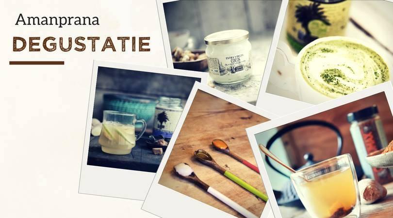 Degustatie Amanprana producten
