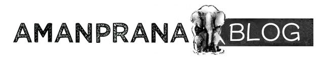 logo of Amanprana blog