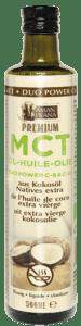Premium huile MCT