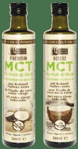 Premium & DeLuxe MCT-oil