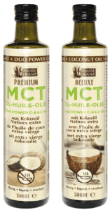 Premium & DeLuxe Huile MCT