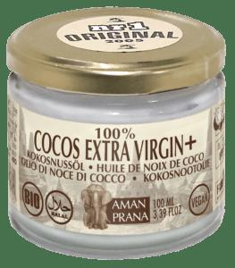 Kokosolie Extra Vierge+  100ml