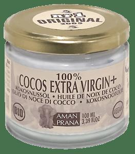 Kokosöl Extra Vierge+ 100ml