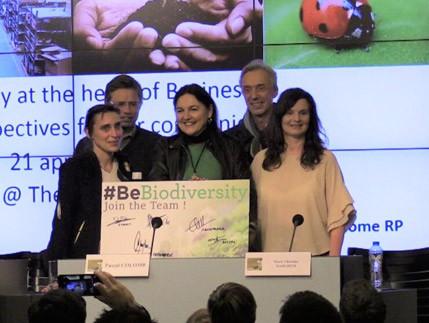Belvas, Ecosem, Tale Me, Tilman Belgium en Amanprana ondertekenen intentieverklaring #BeBiodiversity