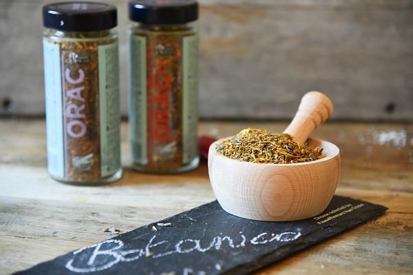 Verpakkingen van Botanico mixen van Amanprana voor je gezondheid