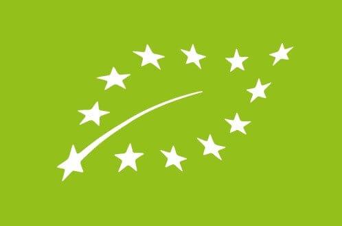 Amanprana bezit het Europees keurmerk biologisch eten