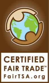 Certified fair trade kokosolie