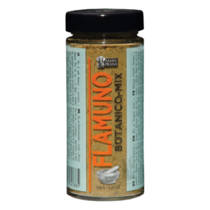 Flamuno Botanico spice mix from Amanprana
