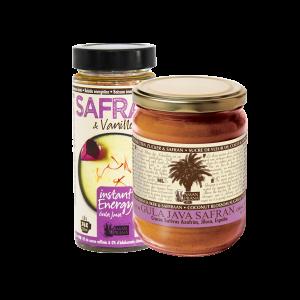 Gula Java Safran + Safran & Vanille