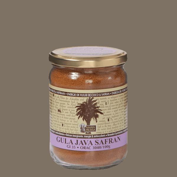 Gula Java Azafrán de Amanprana