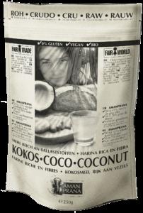 Harina de coco 250gr