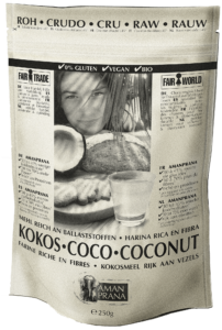 Kokosmeel 250gr
