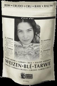 Wheat germ Raw 200g