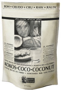 Kokosmeel 500g