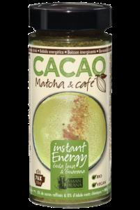 Cacao Matcha & Café 230gr