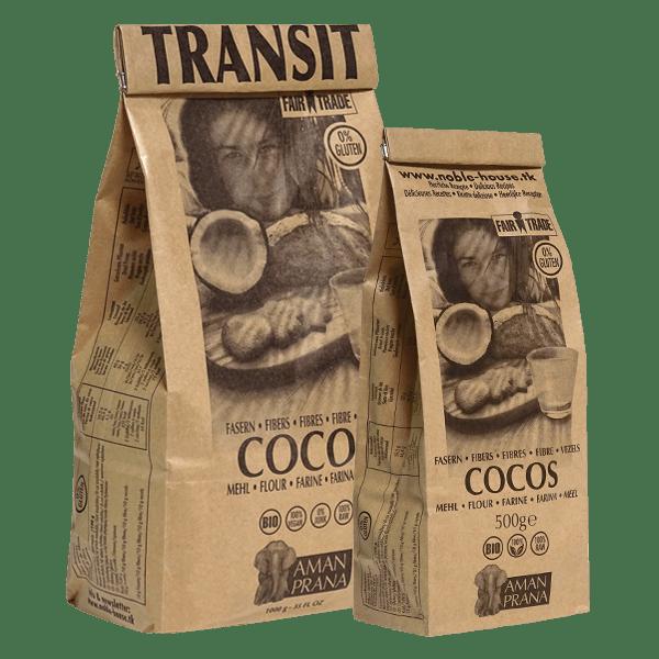 Amanprana Kokos+Öl+Palmöl