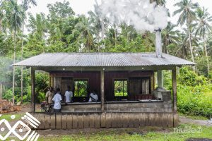 Coconut mill
