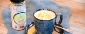 Recept met lattes: Turmeric Latte (Golden Latte)
