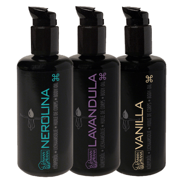 Amanprana body and massage oil