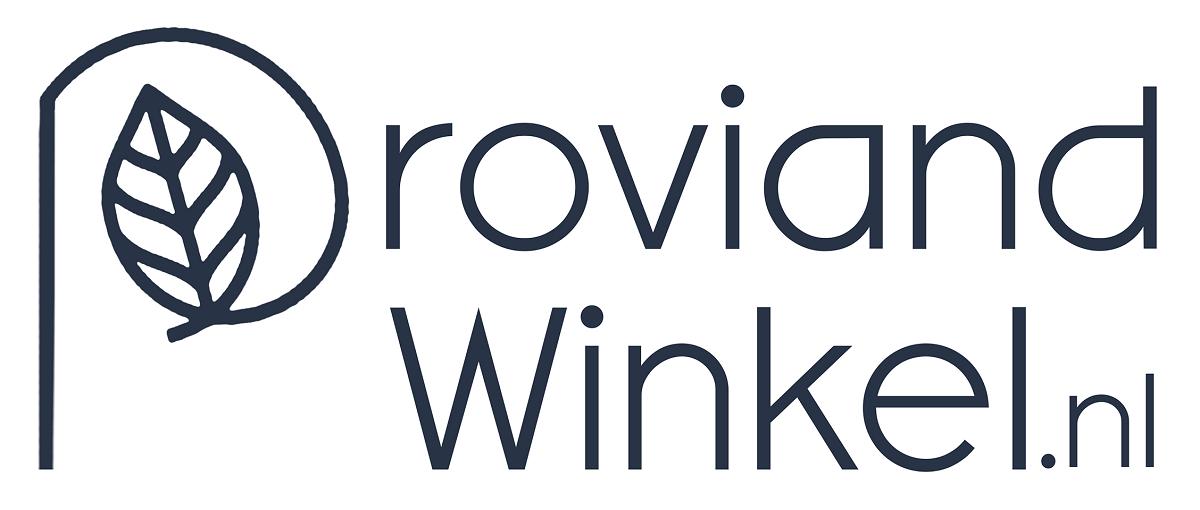 Logo Proviandwinkel.nl die online amanprana producten verkoopt