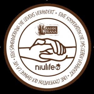 Niulife-Amanprana logo