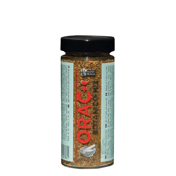 Amanprana ORAC + chili spice mixes for your health