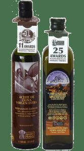 Hermanos Catalan & Verde Salud Olivenöle