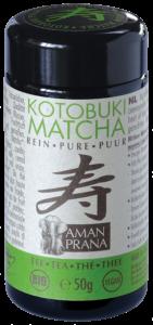 Kotobuki keiserlig te Matcha