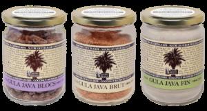 Assortiment Gula Java kokosbloesemsuiker