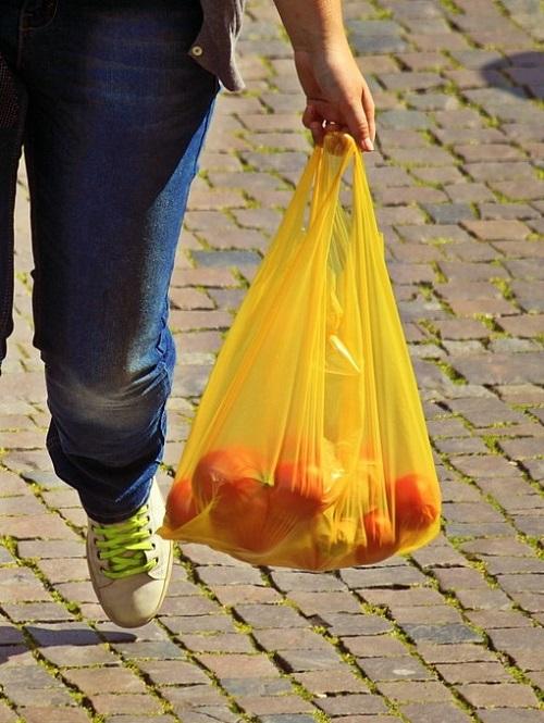 Ban plastic wegwerp tasjes uit je leven.