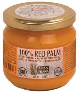 Rotes Palmöl 325ml