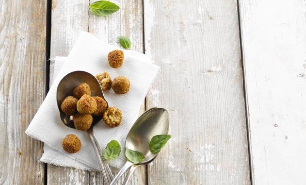 vegetarische gehaktballetjes met de seitan van Bertyn