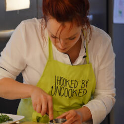 Hooked by Uncooked Sandra Maes
