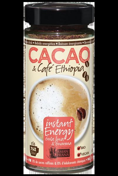 Amanprana cacao cafe Ethiopia
