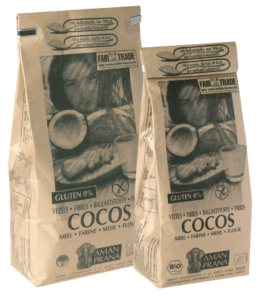Coconut flour 1kg and 500gr