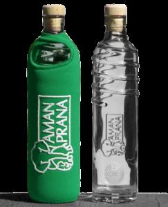La bouteille Eco Respekt vert
