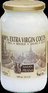 Kokosnøttolje Extra Virgin + 1l