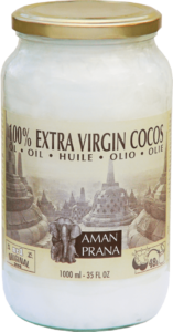 Kokosolie Extra Vierge+  1l