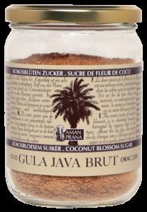 Gula Java brut 310gr front