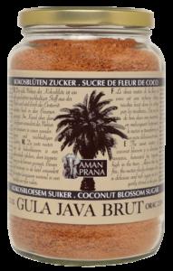 Gula Java brut 1000gr front