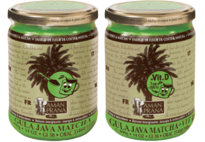 Gula Java Matcha – GJ Matcha + vitamine D 400gr