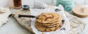 Recept met coconut oil: Gluten-free pancakes