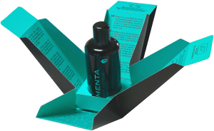 Amanprana Menta Open Packaging