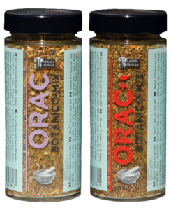 Botanico spice mix Orac Mild + Spicy