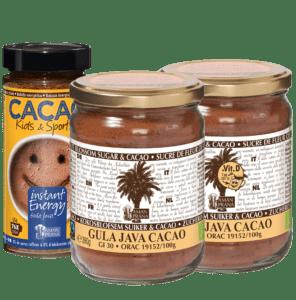 GJ Cacao + kids & sport