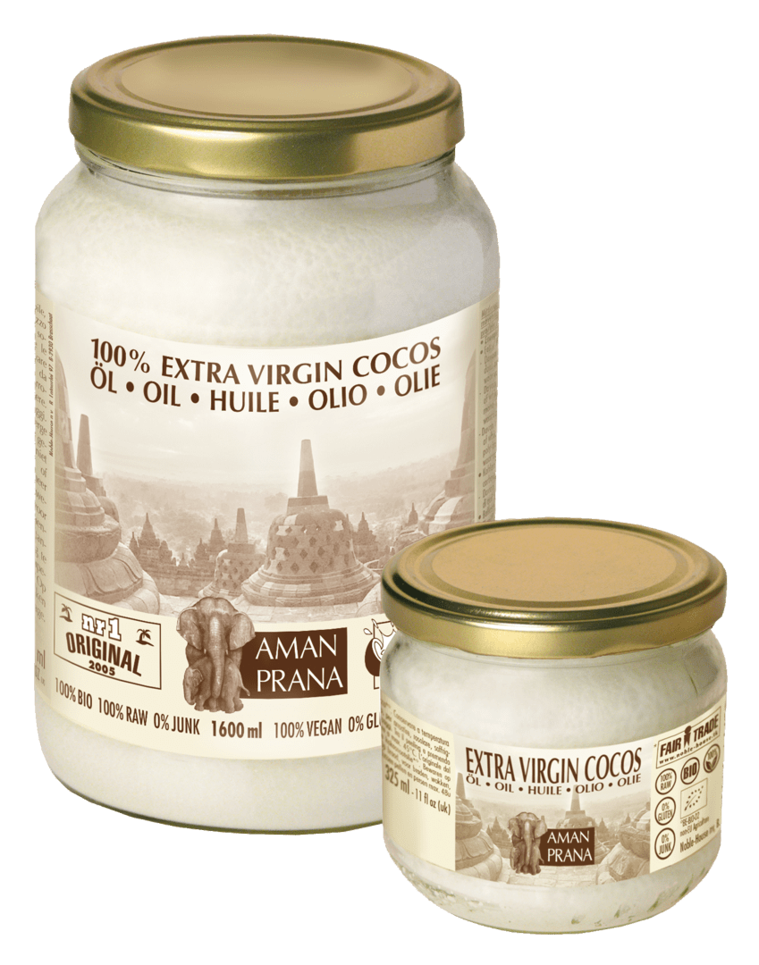 Amanprana Extra Virgin Coconut Oil