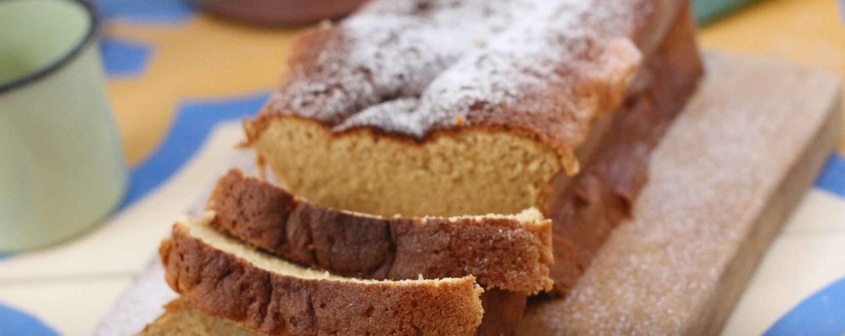 baked Sago Cake